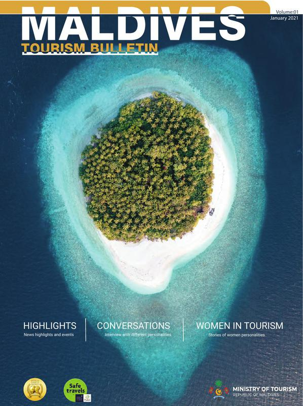 maldives tourism bulletin -v1
