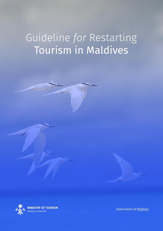 Guideline for Restarting Tourism in Maldives
